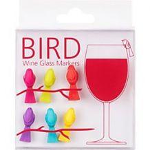Des oiseaux pour marquer vos verres