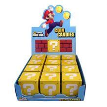 Bonbons Super Mario : cubes magiques