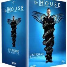 Coffret DVD : Dr. House saison 1-5