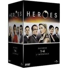 Saison 1 à 4 de Heroes!