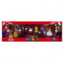 Lot de 6 figurines NINTENDO