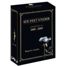 Coffret intégrale de la série TV Six feet under (Six pieds sous terre)