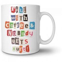 Mug avec message personnalisable