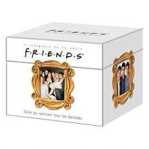 La série télévisée Friends en coffret DVD!