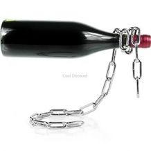 Porte bouteille en chaine!