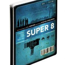 Super 8 – Combo Blu-ray + DVD + copie digitale – Edition collector limitée boîtier métal – Exclusivité Amazon.fr [Blu-ray]