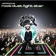 Disque de Jamiroquai : Rock Dust Light Star