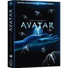 Coffret de collection d'Avatar (Version longue)