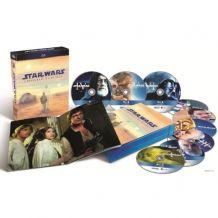 L'intégrale de la saga Star Wars en Blu-ray