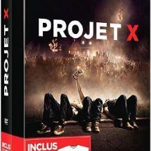 Projet X : inclus le DVD + le T-Shirt du film – Version longue non censurée