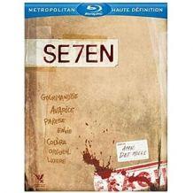 Le film SEPT en édition limitée blu-ray