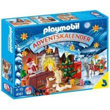 Le calendrier de l'Avent Atelier du Père Noël de Playmobil