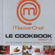 Le livre Masterchef cookbook 2011