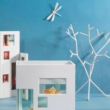 FishHotel: L'aquarium design pour poisson branché