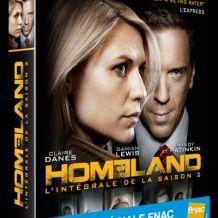 Homeland: Coffret intégral de la saison 2 en blu-ray
