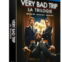 Very Bad Trip La Trilogie Coffret Blu-Ray