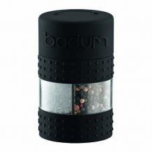 Moulin Bodum poivre et sel combiné noir