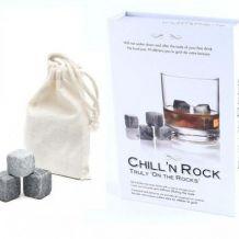 Chill 'N Rock – Glaçons en pierre