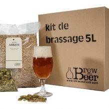 Kit de brassage de bière Abbaye