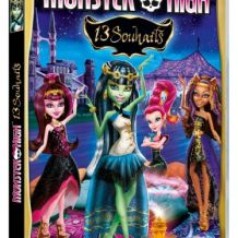 Monster High – 13 Souhaits