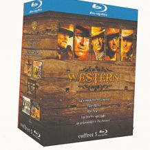 Coffret Western – 5 films en blu-ray