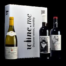 Wiine.me – Abonnement pour recevoir du vin