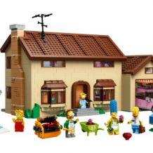La Maison des Simpson de Lego