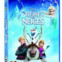 DVD : La Reine Des Neiges
