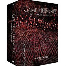 Game of Thrones – L'intégrale des saisons 1 à 4