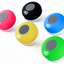 Enceinte Waterproof Bluetooth Show Speak (pad gris)