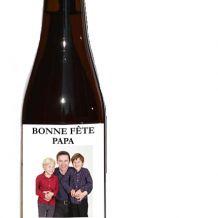 Bière personnalisée 12 blles 33cl