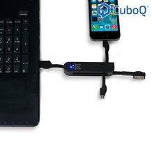 Adaptateur USB Multi-connecteurs