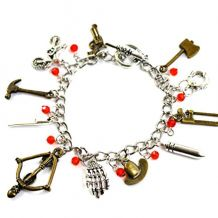 Bracelet à breloques The Walking Dead
