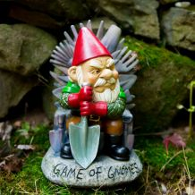 Nain de jardin « Game of Gnomes »