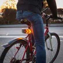 Feux clignotants pour vélo