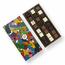 Boite de chocolats «Bon rétablissement»