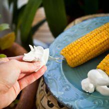 Pique pour maïs en forme d'animal