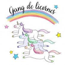 Pochette surprise Gang de licornes