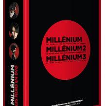 Trilogie de Millénium! en DVD