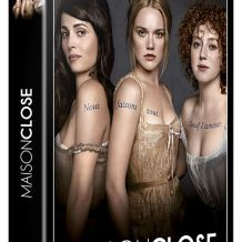 Maison Close saison 1 en DVD!