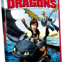 Le film Dragons en DVD!