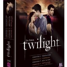 Le coffret Twilight – Chapitres 1 à 4