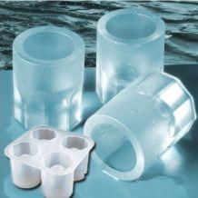 Moules pour verres à shooters en glace