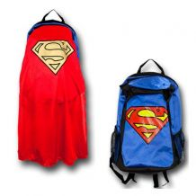 Sac à dos Superman avec cape