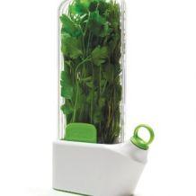 Herbier de conservation pour herbes aromatiques