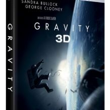 Gravity – Blu-Ray 3D + Blu-ray + DVD + Digital Ultraviolet (Ultimate Edition)