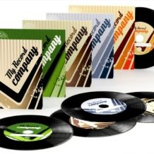 CD-R au look vinyle (My Record Company)