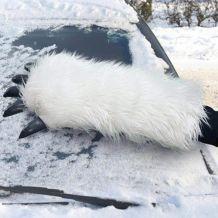 Grattoir à glace Main de Yéti