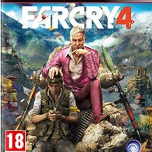 Far cry 4 pour PS3