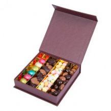 Chocolats par internet avec D'lys Couleurs